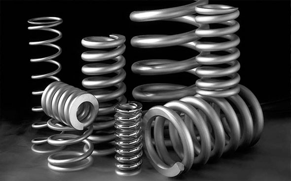 New Pioneer Spring Spring Manufacturers Helical Spring